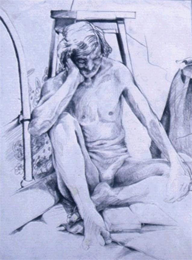 Silvermine Nude Art 54