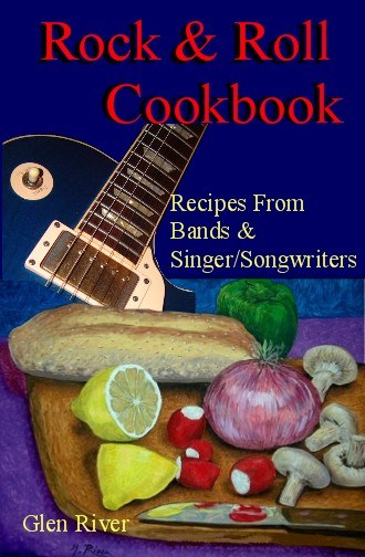 Rock & Roll Cookbook Cover